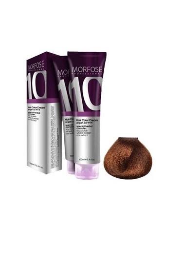 Morfose Morfose Saç Boyası 100 Ml 6.34 Bakır Kahve Renkli